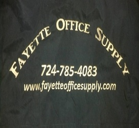 Fayette Office Supply jackets