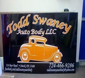 Todd Swaney AutoBody LLC